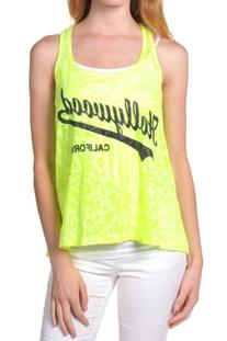 Beachcoco Women's Hollywood Racerback Tank