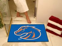 Fanmats Home Indoor Sports Team Logo Mat Boise State All-
