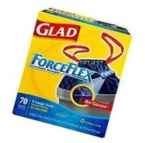 Glad Home Products - - Glad ForceFlex X-Large Trash Bags -