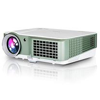 EUG Home Projector, 2500 Lumens Movie Gaming Portable