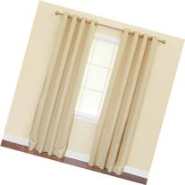 Best Home Fashion Thermal Insulated Blackout Curtains -