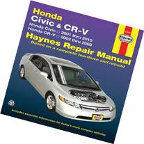 Honda Civic 2001-2010 & CRV 2002-2009