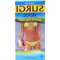 Surgiwax Honey Wax Strips 14-Count