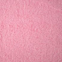 Kids Hooded Terry Turkish Robe Bathrobe 100% Cotton Pink,