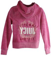 Juicy Couture Girls Glamorous Monogram. T-shirt or Hoodie