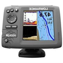 Lowrance Hook-5 Mid/High/Downscan Fishfinder HOOK-5