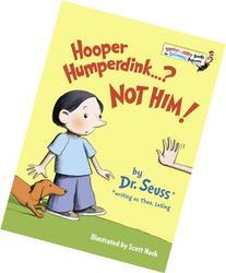Hooper Humperdink...? Not Him