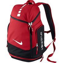 Hoops Elite Max Air Team Backpack - Red