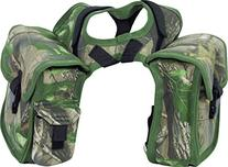 Cashel Company Small Horn Saddle Bag Camo