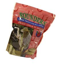 KENT NUTRITION GROUP-BSF 1537 Apple Rounder's Horse Treat,