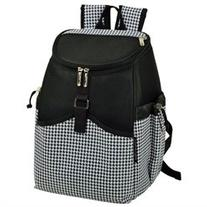 Houndstooth Cooler Backpack