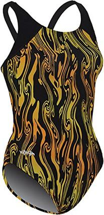 Dolfin Swimwear Aero Hp Back - Gold Aero, 34