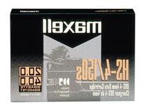 Maxell HS-4/150S 20/40GB DAT 4MM 150M Data Cartridge, 1 Pack
