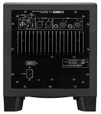 """Yamaha HS8S Powered Studio Subwoofer 8"""" +  XLR to XLR Cables"""