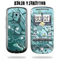 HTC HERO Cell Phone Protective Skin Decal Sticker Butterfly