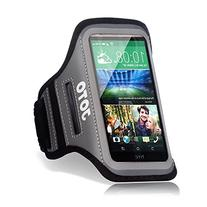 HTC One M9 Armband, JOTO Sport Armband Case for HTC M9 ,