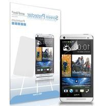 HTC One Screen Protector, amFilm Premium HD Clear Screen