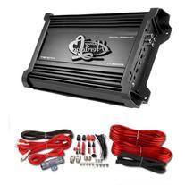 LANZAR HTG157 3000W Mono MOSFET Car Audio Power Amplifier