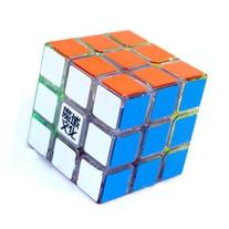 MoYu Huanying Transparent Speed Cube Puzzle, 3 x 3 x 3
