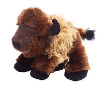 Wild Republic Hug Ems Bison Plush Toy