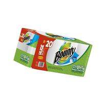 Bounty Huge Roll Select-A-Size, White, 8 Count
