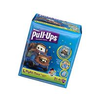 Huggies Pull-Ups Night Time Training Pants for Boys, 3T-4T,