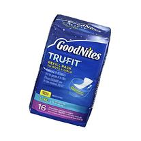 GoodNites TRU-FIT Refill Pack Disposable Absorbent Inserts