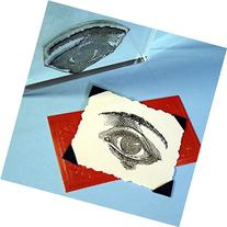 "Human Eye Stamp, clear polymer cling 1.5""x2"", includes"