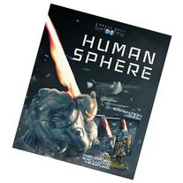 Infinity Human Sphere N3 Rulebook with Druze Hacker