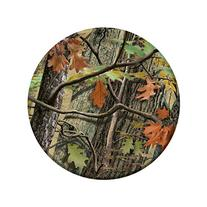 "Hunting Camo Dinner Plate 8.75""  Party Supplies"