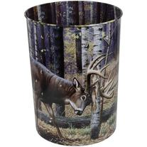 Hunting Themed Waste Basket