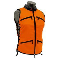UTG True Huntress Female Sporting Vest, Orange/Black