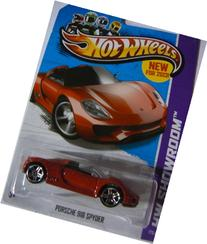 Hot Wheels HW Showroom 175/250 Red Porsche 918 Spyder