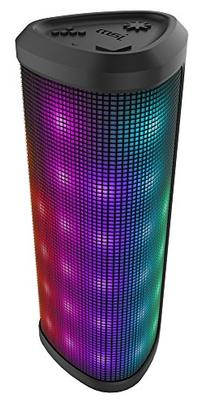 JAM Trance Plus Wireless Lightshow Bluetooth Speaker, 36 LED