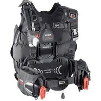 Mares Hybrid Pure BCD with MRS Plus Weight Pockets - X-Large