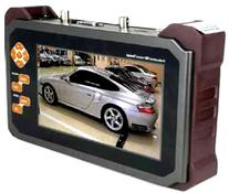 "HYBRID TEST MONITOR LARGE 7"" inch LCD SCREEN, HIGH"