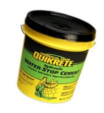 Hydraulic Water-Stop Cement