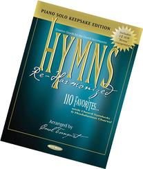 Hymns Re-Harmonized - Keepsake Edition: Piano Solo