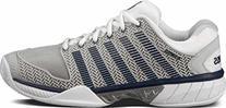 K-Swiss Men's Hypercourt Express Tennis Shoe,Glacier Grey/
