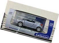 Hyundai Veloster 1:38 Scale Diecast Miniature Pull back