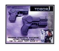 I, Robot Spooner Pistol Set Prop Model Kit