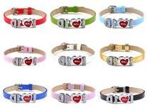 9PCS I Love 1D/One Direction Band Wristband Bracelet/Bangle