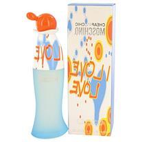 New - I Love Love by Moschino - Eau De Toilette Spray 3.4 oz