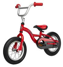 Schwinn Boy's Kwickster Balance Bike, 12-Inch, Red