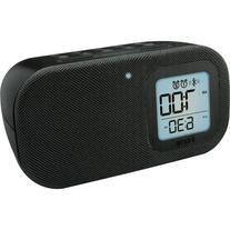 iHome iBT21BC Bluetooth Bedside Dual Alarm Clock with USB