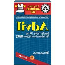 Advil Ibuprofen 200mg Coated Tablets, 200 ea