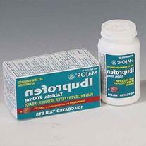 Ibuprofen 200mg - 100 Tabs