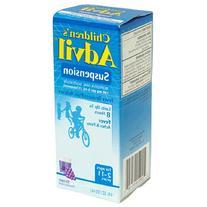 Advil Ibuprofen Oral Suspension, 100 mg, Grape 4 fl oz