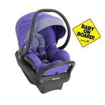 Maxi-Cosi IC160CKU - Mico Max 30 Infant Car Seat w Baby on