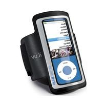 iLuv ICC213 Armband Case with Reflector for iPod Nano 5th